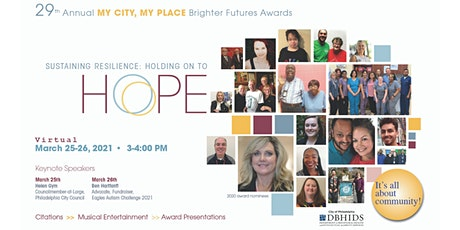 29th Annual My City, My Place Brighter Futures Awards tickets