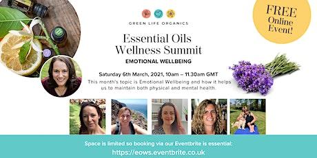 Essential Oils Wellness Summit tickets