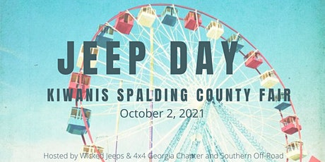 Jeep Day at the Fair tickets