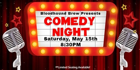 BLOODHOUND BREW COMEDY NIGHT - LOL - Ladies Of Laughter tickets