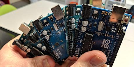 Hatch: Intro to Arduino tickets