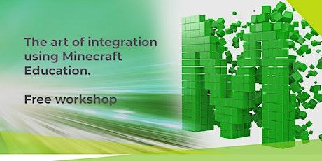 Microsoft and Cyclone - Minecraft Workshop - Oamaru tickets