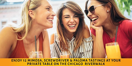 Riverwalk Mimosa Fest - A Socially Distanced Outdoor Tasting Experience tickets