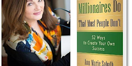 What Self-Made Millionaires Do That Most People Don't Zoom Session - NY tickets