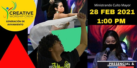SDF Culto Mayor Dirigido por Jóvenes de CWC tickets