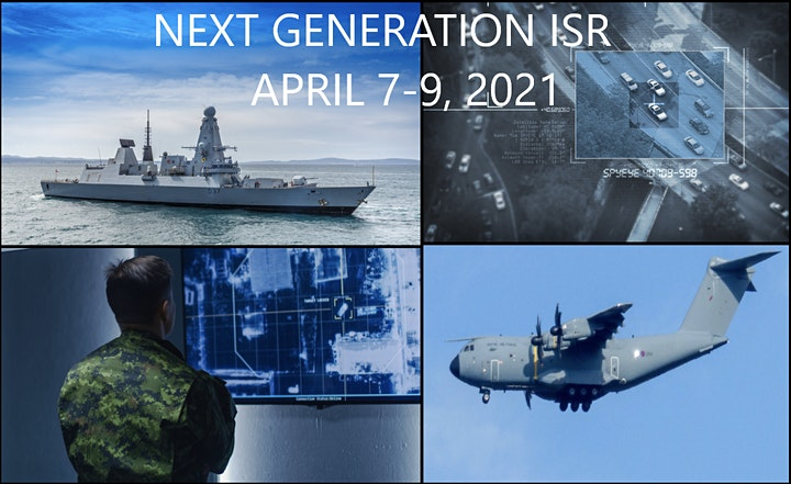 Next Generation Intelligence, Surveillance & Reconnaissance for Military image