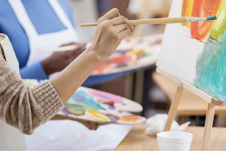 Palette & Platter - Introduction To Painting image