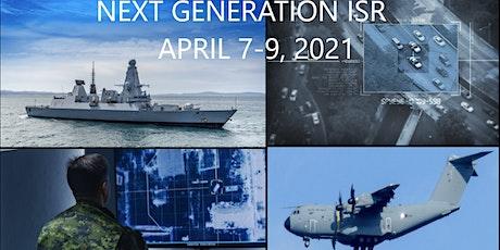 Next Generation Intelligence, Surveillance & Reconnaissance for Military tickets