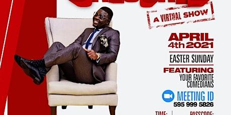 SeyiLaw Comedy  Unlocked (Visual Event) tickets