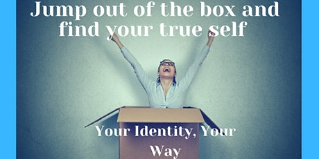 Your Identity, Your Way tickets