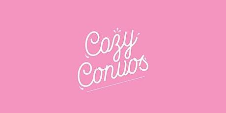 Cozy Convos:  An International Women's Day Celebration in Community. tickets
