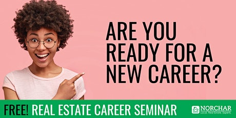 """REAL ESTATE CAREER SUMMIT - """"How to Become a Licensed R.E. Agent in NY"""" tickets"""