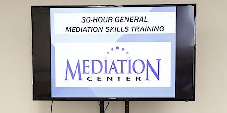 30-Hour General Civil Mediation Skills Training tickets