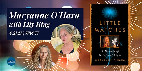 Maryanne O'Hara with Lily King: Little Matches tickets