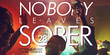 Born 2 Brunch at Jimmy's NYC | #YES tickets