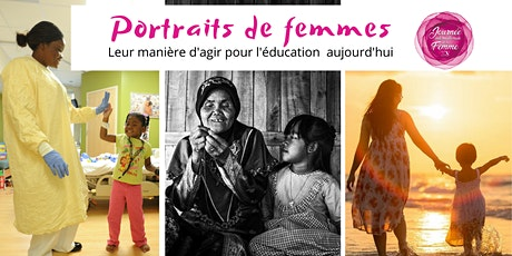 Journée internationale de la femme: Atelier ZOOM billets