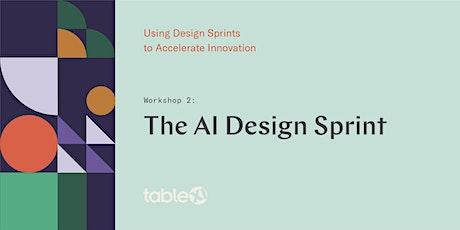 The AI Design Sprint tickets