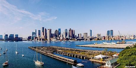 Reunión Pública Piers Park III | Las Trustees Boston Waterfront Initiative boletos