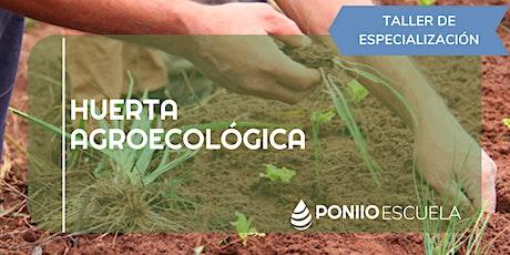 Huerta Agroecológica entradas