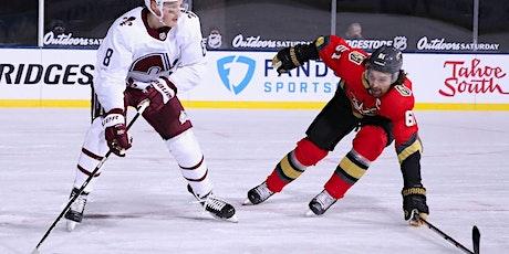 LIVE@!!..@ Vegas Golden Knights v . Colorado Avalanche LIVE ON NHL 2021 tickets