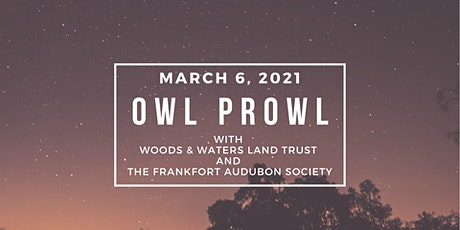 Owl Prowl with WWLT & Frankfort Audobon tickets