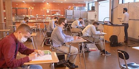 "Northridge Academics: ""Beyond Prepared for College"" Webinar tickets"
