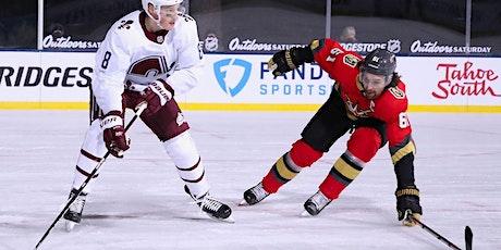 StrEams@!. Vegas Golden Knights v. Colorado Avalanche LIVE ON NHL 2021 tickets