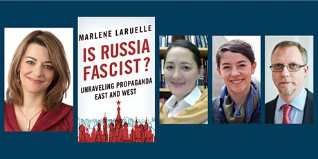 Is Russia Fascist? Unraveling Propaganda East and West tickets