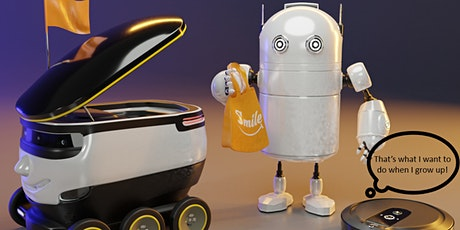 Future of Delivery Robots tickets