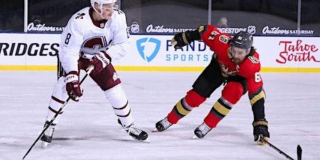 ONLINE@!. Vegas Golden Knights v. Colorado Avalanche LIVE ON NHL 2021 tickets
