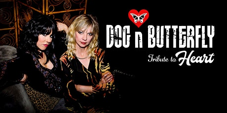 Heart Tribute by Dog N Butterfly -  The Canyon Montclair tickets
