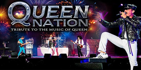 Queen Tribute by Queen Nation - The Canyon Montclair tickets