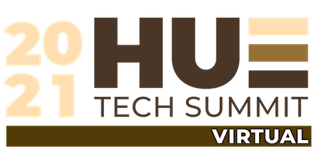 2021 HUE Tech Summit tickets