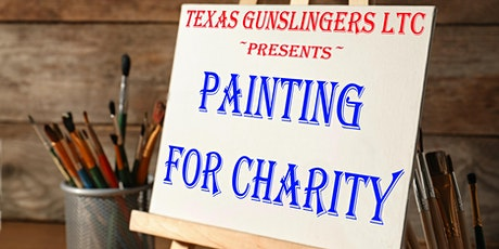 Texas Gunslingers LTC Painting For Charity Night Out tickets