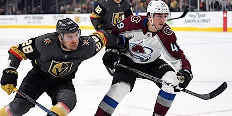 StREAMS@>! (LIVE)-  Vegas Golden Knights v. Colorado Avalanche LIVE ON NHL tickets