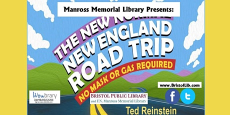 The New Normal New England Road Trip with Ted Reinstein tickets