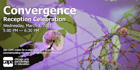 Convergence Reception Celebration tickets