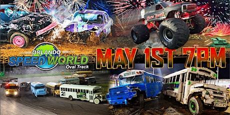 NIGHT OF DESTRUCTION - ORLANDO SPEEDWORLD tickets