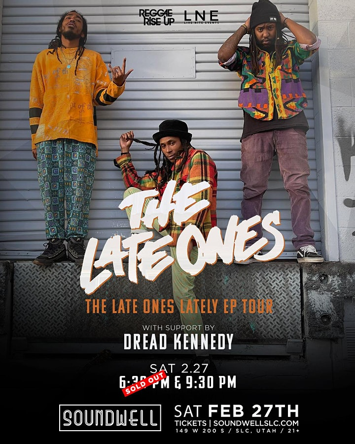 The Late Ones (6:30PM Show) image