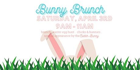 Bunny Brunch tickets