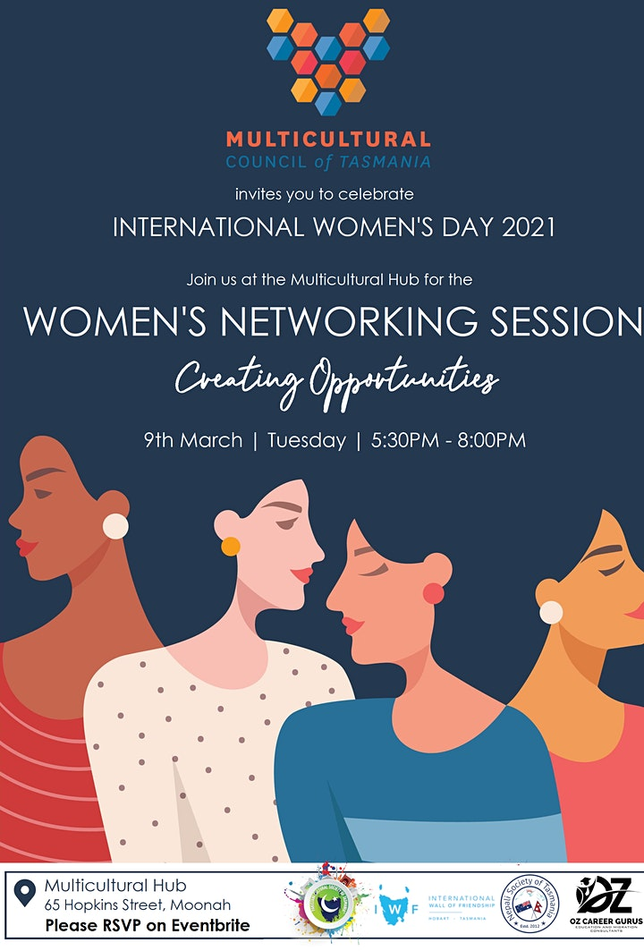 Women's Networking Session image