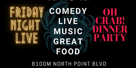 Friday Night Live @ Flavor57 tickets
