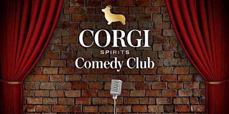 Corgi Comedy Club (Indoor - February 27, 2021) tickets