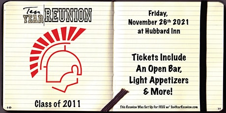 Deerfield Class of 2011: Ten Year Reunion tickets