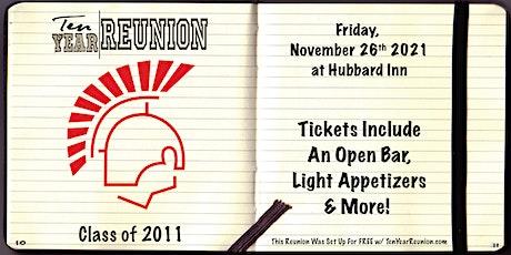 Deerfield Class of 2011: Ten Year Reunion tickets