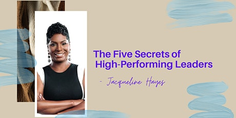 The Five Secrets of High-Performing Leaders tickets