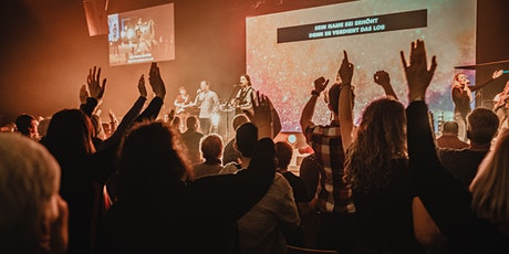 Frankfurt | 17:00 Uhr Gottesdienst der Move Church billets