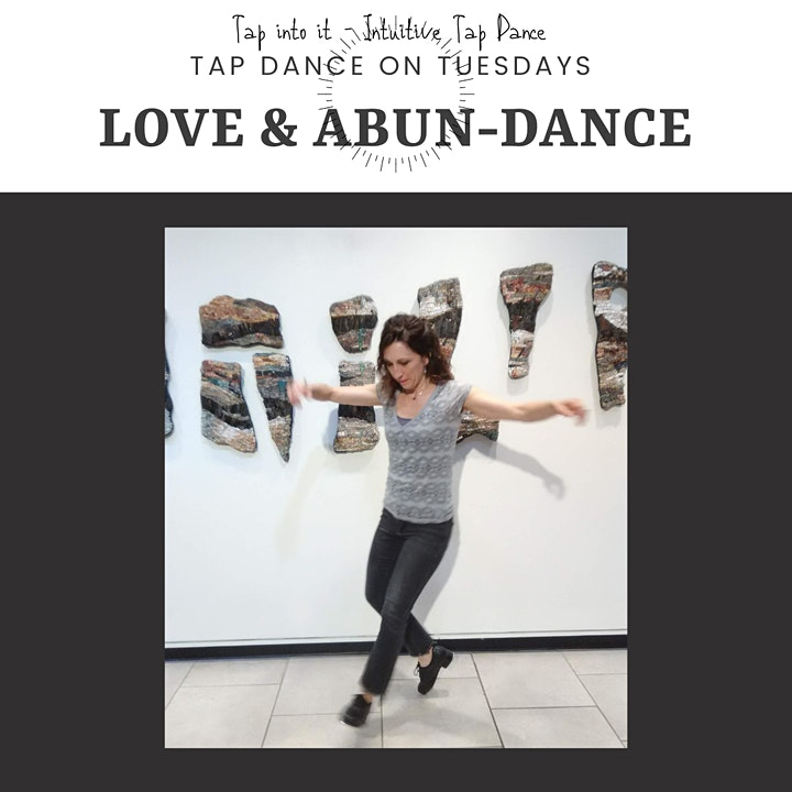 Tuesday Tap Dance with Lyn-Dell Wood image