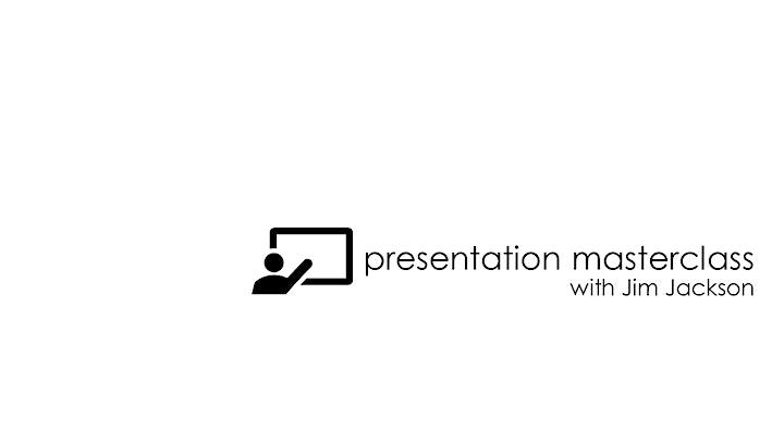 Presentation Masterclass image