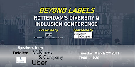 Beyond Labels - Diversity & Inclusion Conference tickets
